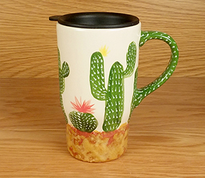 Studio City Cactus Travel Mug