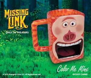 Studio City Mr. Link Mug