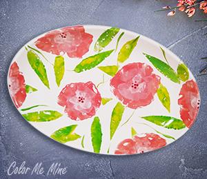 Studio City Floral Paper Stamping