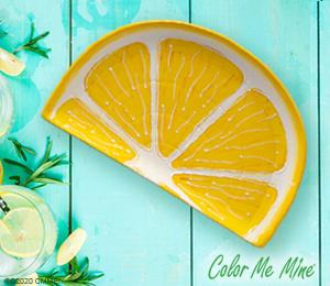 Studio City Lemon Wedge