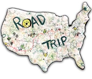 Studio City Family Road Trip