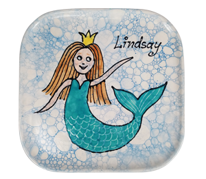 Studio City Mermaid Plate