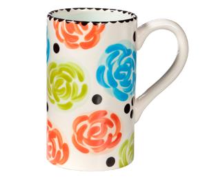Studio City Simple Floral Mug