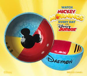 Studio City Mickey's Bubble Bowl