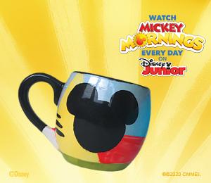 Studio City Mickey's Bubble Mug