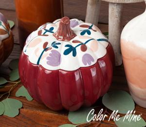 Studio City Fall Pumpkin Box