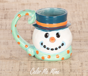 Studio City Snowman Mug