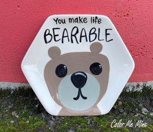 Studio City Bearable Plate