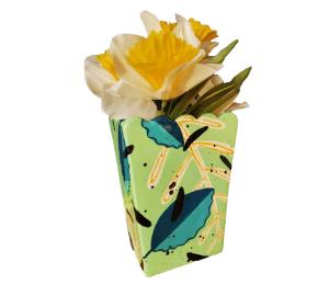 Studio City Leafy Vase