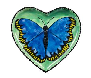 Studio City Butterfly Plate